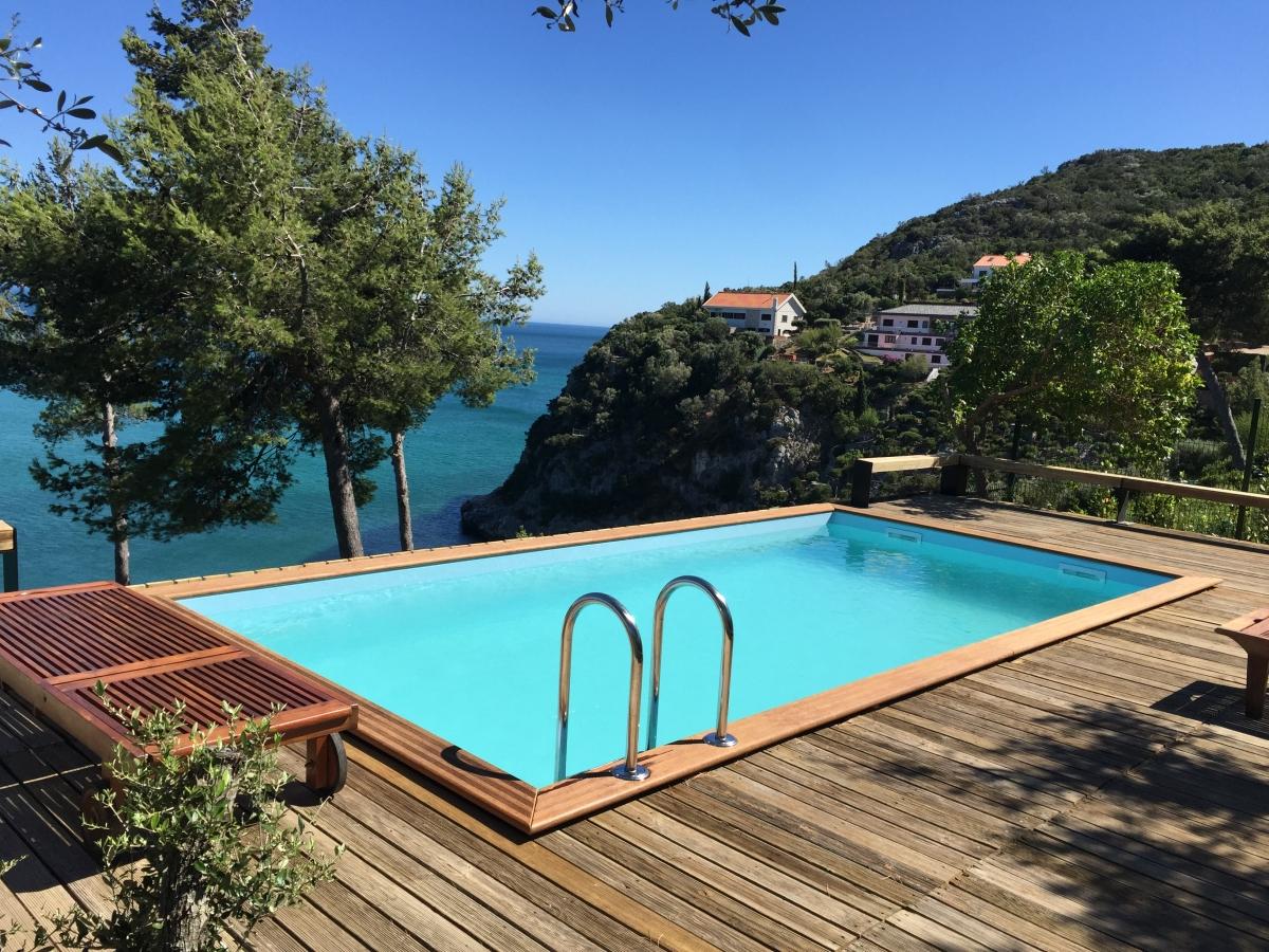 Piscinas de madeira piscinas golfinho - Fabricante de piscinas ...